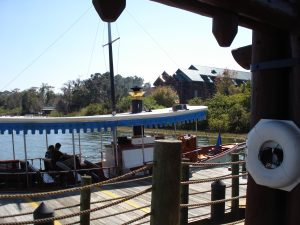 Wilderness Lodge Transport to Magic Kingdom