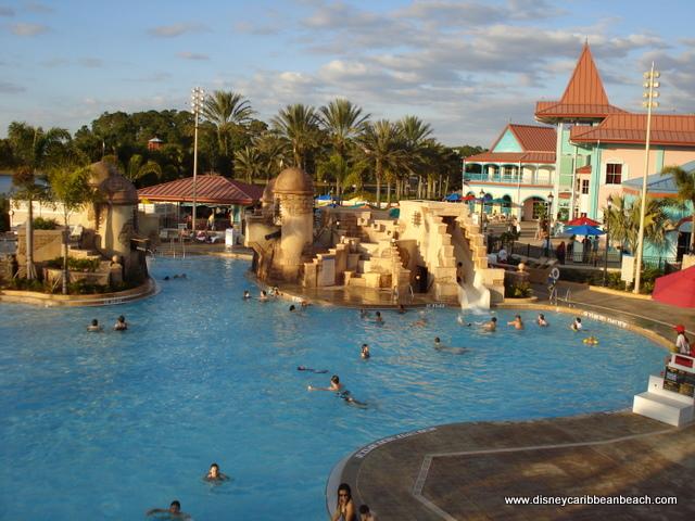 Disney S Caribbean Beach Resort Fan Site World Basics